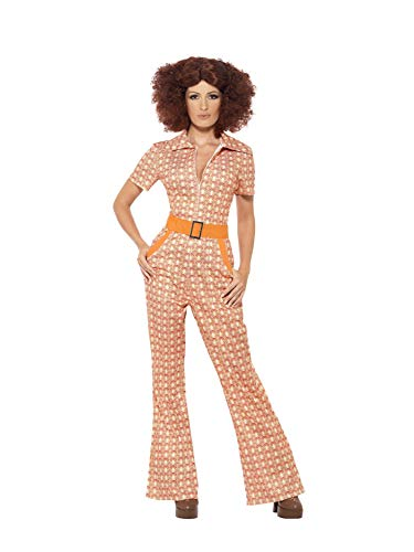 Smiffys Authentic 70s Chic Costume,Multicolor,Large from Smiffys