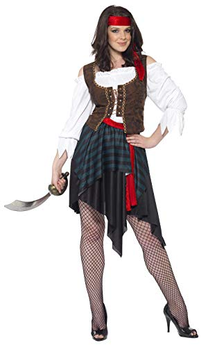 Smiffys Pirate Lady Costume from Smiffy's