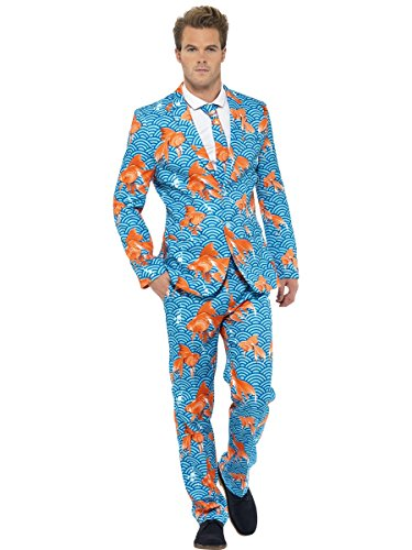 Smiffys Goldfish Suit from Smiffys