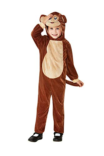 Smiffys Toddler Monkey Costume from Smiffys