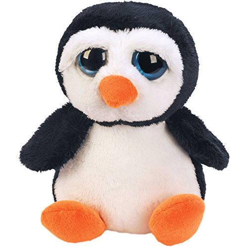 Top Selling Soft Plush Stuffed Cuddly Animal Toy - Li'l Peepers Medium Penguin - Wonderful New Furry Friend Present for Children from Smiley Face Gifts