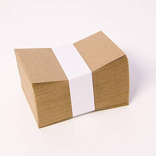50 X BROWN FLORIST / FLORISTRY, CRAFT SMALL ENVELOPES 11cm X 7.6cm. from Smithers Oasis
