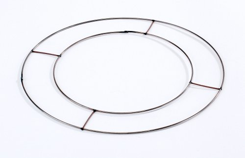 "60 x Flat Wire Rings 10"" (25cm) Diameter from Smithers Oasis"