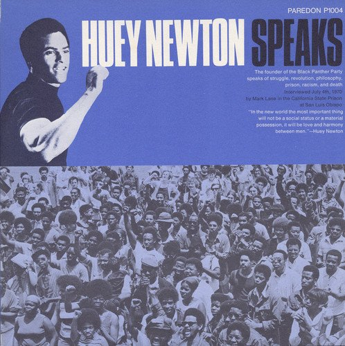 Huey Newton Speaks from Smithsonian Folkways