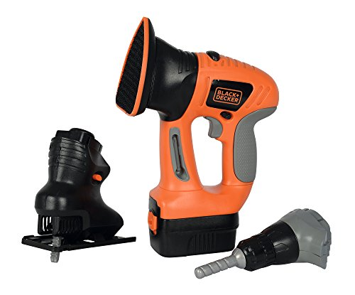 Smoby BLACK+DECKER - TRAPANO EVO UTE from Smoby
