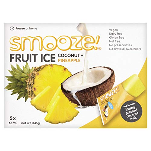 Smooze Pineapple Fruit Ice 65 ml from Smooze