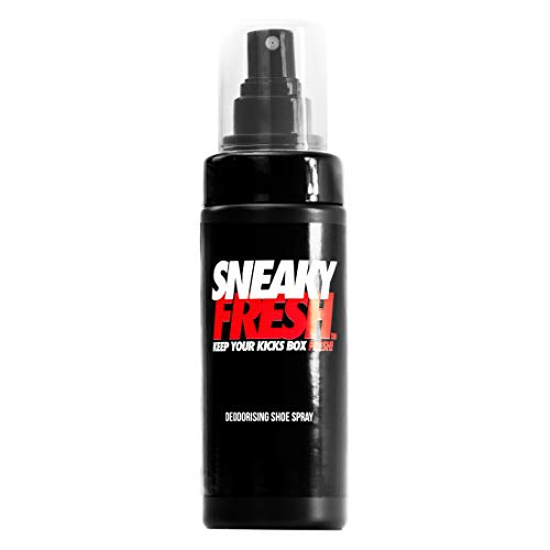 Sneaky Fresh - odour and smell eliminator for shoes and trainers - 150ml from Sneaky