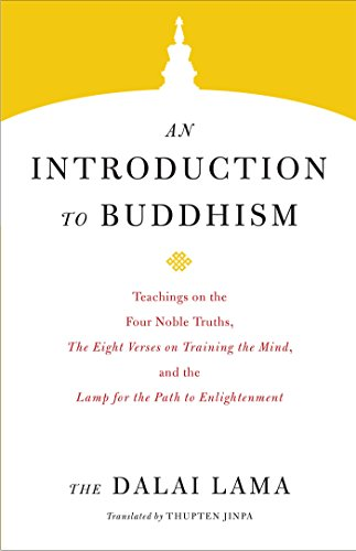 An Introduction To Buddhism (Core Teachings of Dalai Lama) from Snow Lion Publications