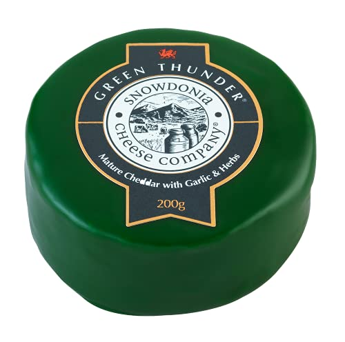 Snowdonia Green Thunder 200g from Snowdonia Cheese Company