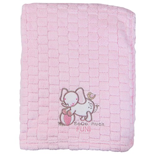Snuggle Baby Elephant Baby Wrap, Pink from Snuggle Baby