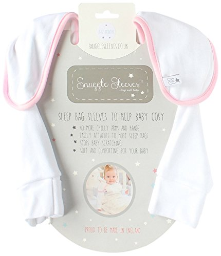 Snuggle Sleeves Sleeping Bags (0 - 3 Months, Pink) from Snuggle Sleeves
