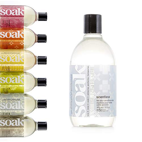 Soak Soakwash 12oz-Scentless, Other, Multicoloured from Soak