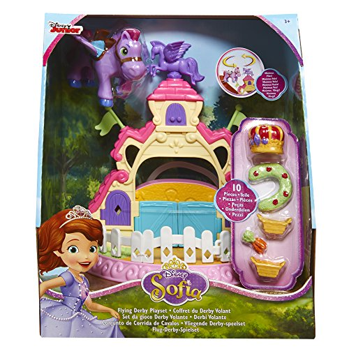 Sofia The First Minimus Stable Playset from Sofia the First