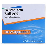 SofLens 66 Toric 6 Pack Contact Lenses from Soflens