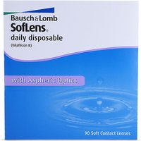 SofLens Daily Disposable 90 Pack Contact Lenses from Soflens