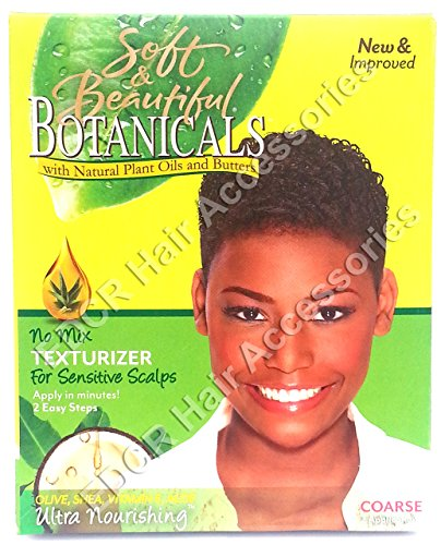 Soft & Beautiful Soft & Beautiful Botanicals No Mix Texturizer For Sensitive Scalps Coarse 2 App from Soft & Beautifull