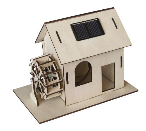 Solar Technology SG4003 Solar Powered Watermill Kit from Solar Technology