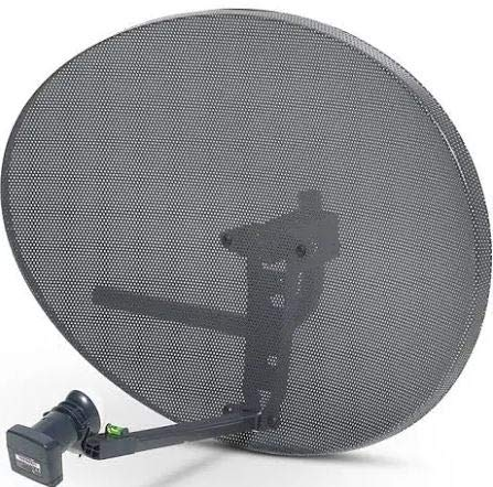 Sold Online Full Z1 OR Z2 Sky & Freesat Satellite Dish Kit (Z2 WITH WIDEBAND LNB) from Sold Online