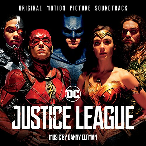 Justice League (Original Motion Picture Soundtrack) [VINYL] from Sony Classical