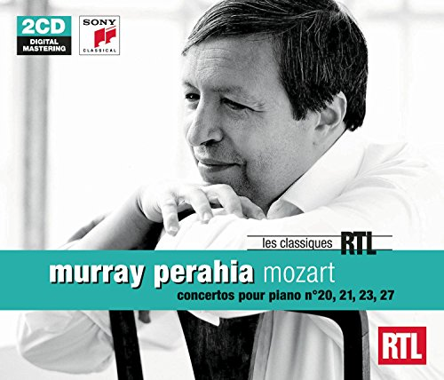 RTL: Murray Perahia from Sony Classical