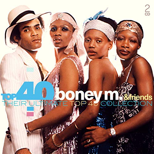 Top 40 - Boney M. and.. from Sony Music