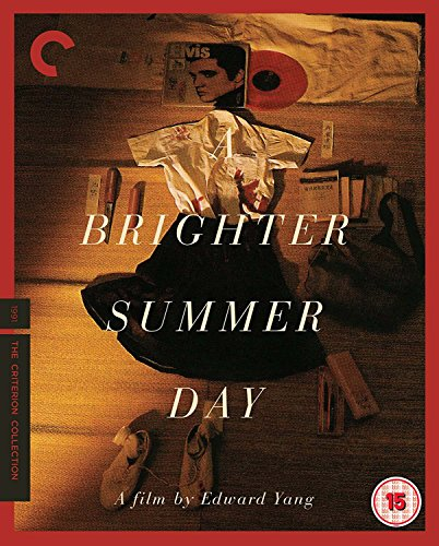 A Brighter Summer Day [THE CRITERION COLLECTION] [Blu-ray] [2017] from Sony Pictures Home Entertainment
