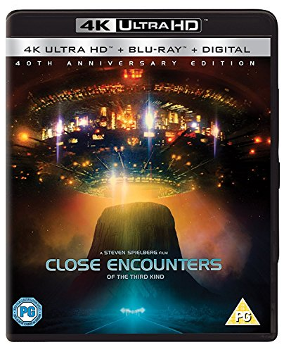 Close Encounters Of The Third Kind [Blu-ray] [Region Free] from Sony Pictures Home Entertainment