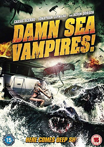 Damn Sea Vampires [DVD] from Sony Pictures Home Entertainment