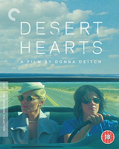 Desert Hearts [The Criterion Collection] [Blu-ray] [Region Free] from Sony Pictures Home Entertainment