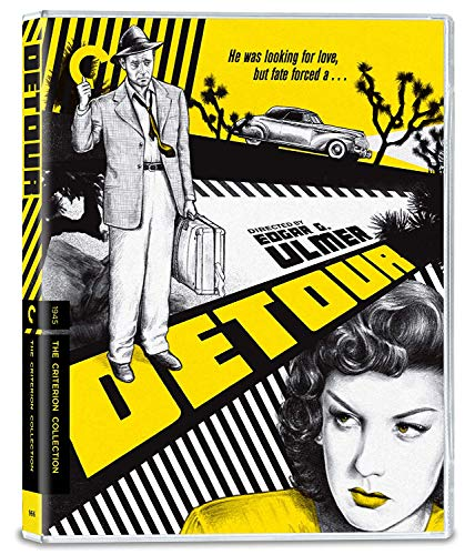 Detour (1945) [The Criterion Collection] [Blu-ray] from Sony Pictures Home Entertainment