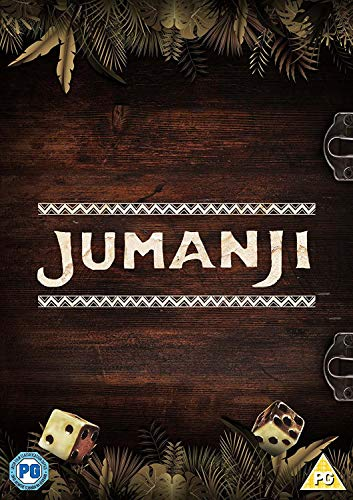 Jumanji [DVD] [1996] from Sony Pictures Home Entertainment