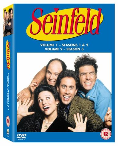 Seinfeld: Seasons 1 - 3 [DVD] [1993] from Sony Pictures Home Entertainment