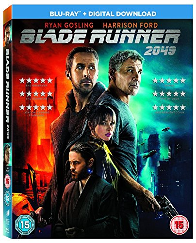 Blade Runner 2049 [Blu-ray] [2017] from Sony Pictures