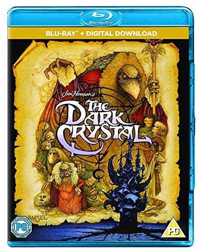 The Dark Crystal [Blu-ray] [1983] [Region A & B & C] from Sony Pictures Home Entertainment