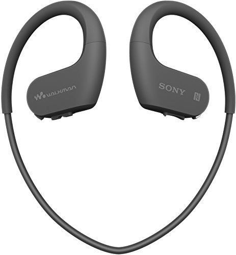 Sony NW-WS623 4 GB Waterproof Walkman MP3 Player with Bluetooth - Black from Sony