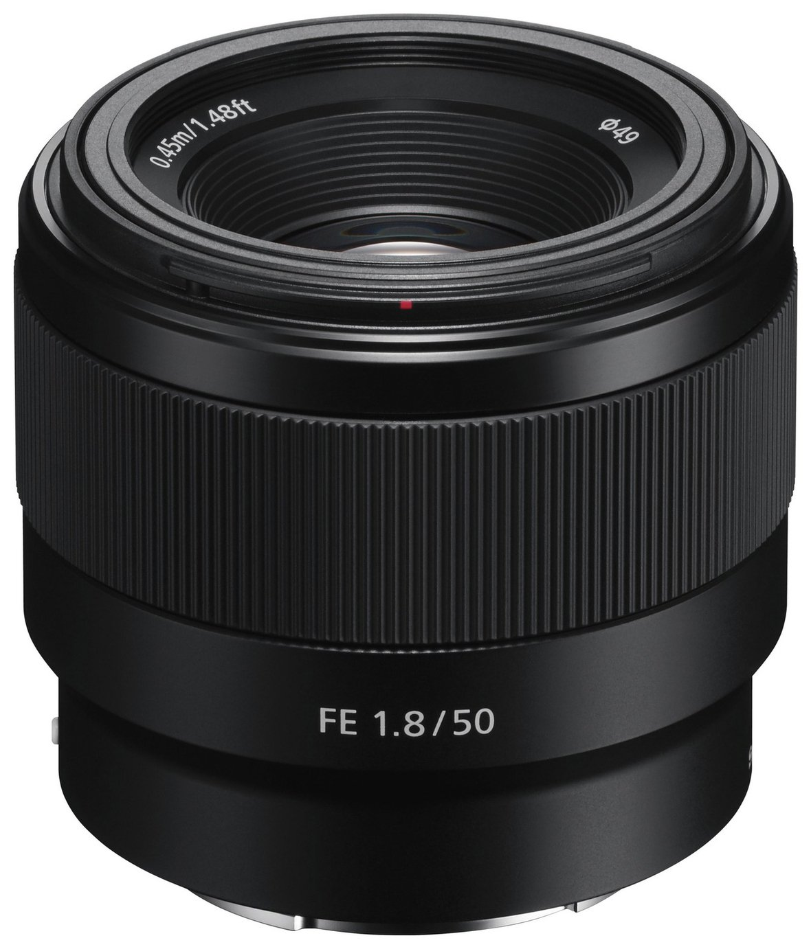Sony SEL50F18F 50mm Portrait Lens from Sony