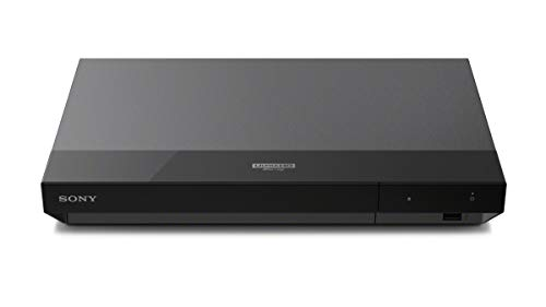 Sony UBP-X500 4K Ultra HD Blu-Ray Disc Player from Sony