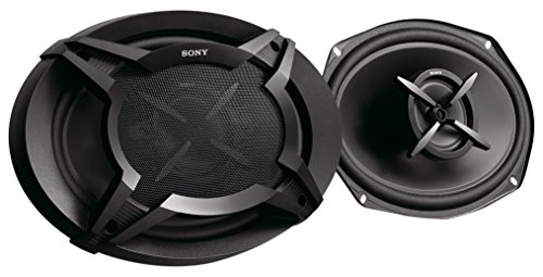 "XS-FB6920E 16x24cm (6x9"") 2-Way Coaxial Speakers from Sony"