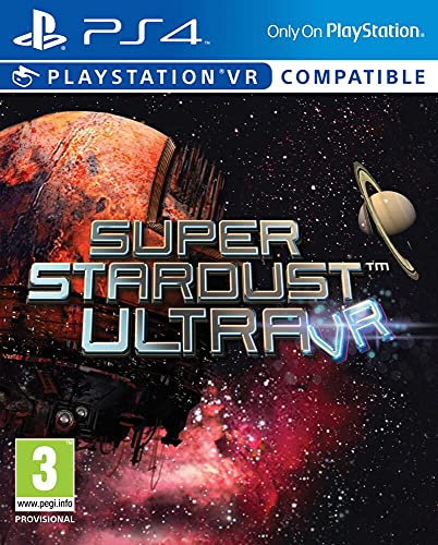 Super Stardust - Playstation VR from Sony
