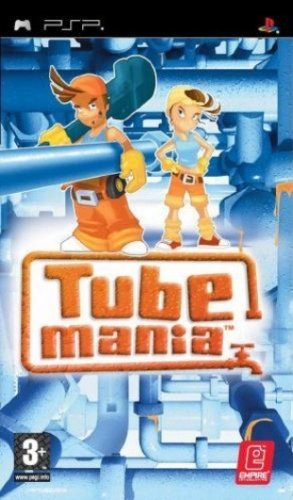Tube Mania : Playstation Portable , FR from Lobcede