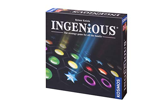 Ingenious Strategy Game from Sophisticated Games