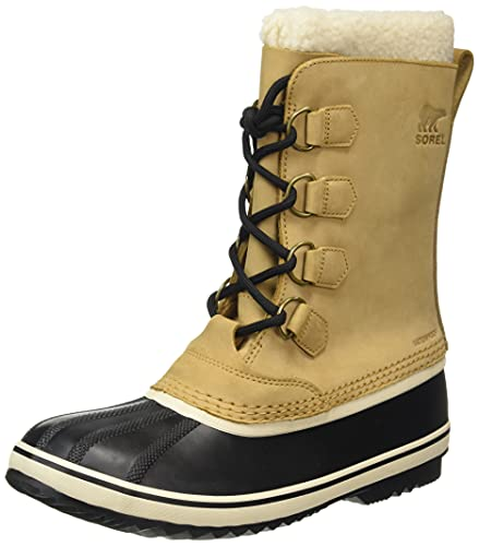 Sorel 1964 Pac 2, Women's Snow Boots, Brown (280 Buff Black), 7.5 UK from Sorel