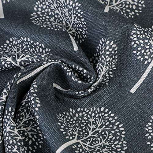 Souarts Dark Grey Tree Fabric Bundles Quilting Sewing Patchwork Clothes DIY Craft 1 Sheet from Souarts