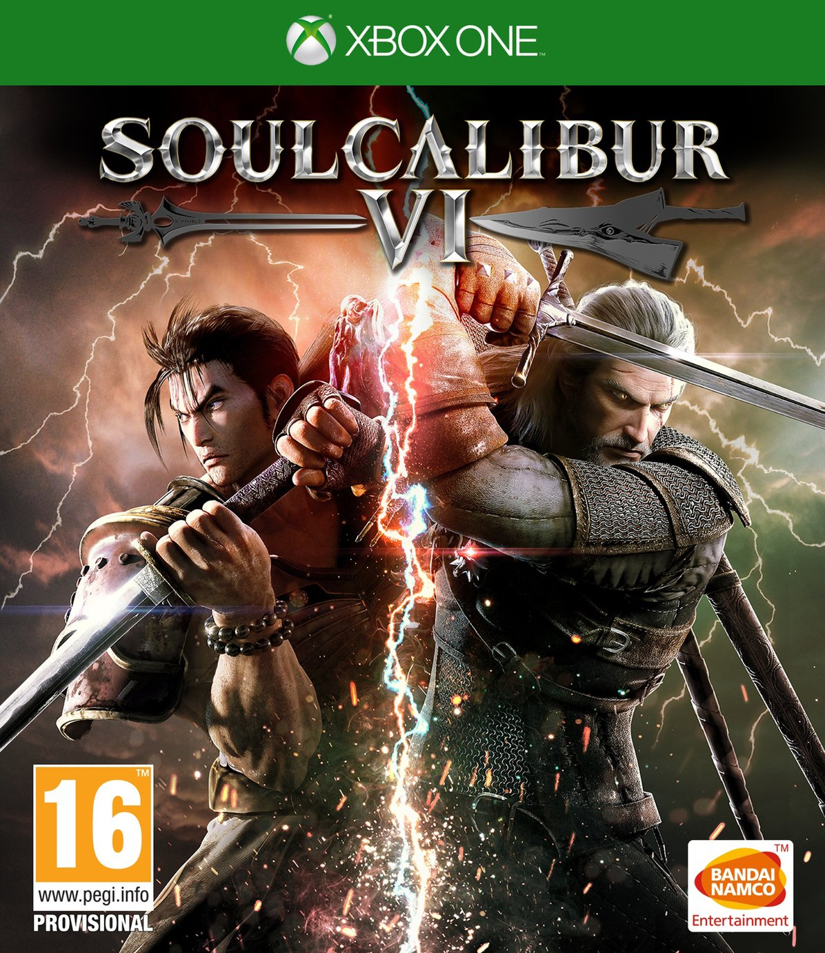 Soulcalibur VI Xbox One Game from Soul Calibur