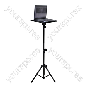 Adjustable Tripod Laptop Stand from SoundLAB