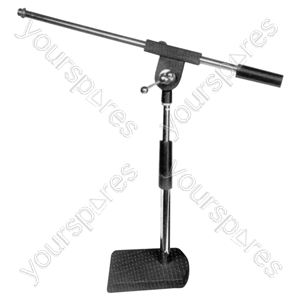Desk Microphone Stand With Boom Arm from SoundLAB