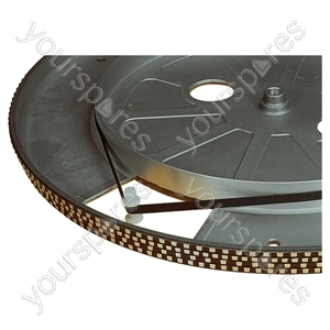Replacement Turntable Drive Belt - Diameter (mm) 210 from SoundLAB