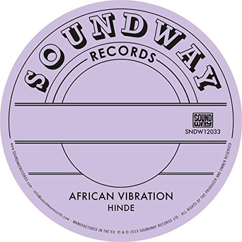Hinde [VINYL] from SOUNDWAY RECORDS