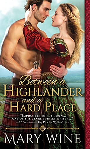 Between a Highlander and a Hard Place (Highland Weddings) from Sourcebooks Casablanca