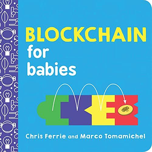 Blockchain for Babies (Baby University) from Sourcebooks Jabberwocky